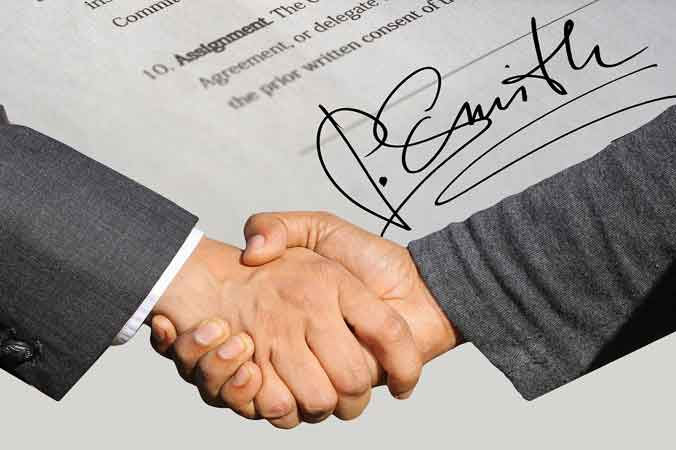 A Comprehensive Business Contract Can Help With Strategic Planning